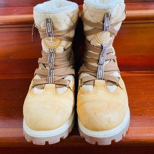 Timberland Slip on Boots